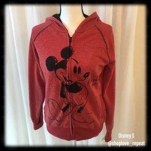 Disney S red hoodie